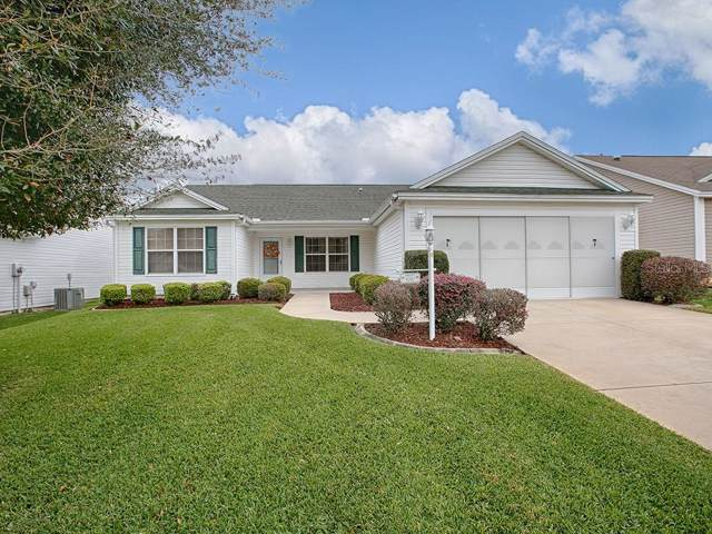 9242 SE 171ST COOPER Loop, The Villages, FL 32162 (MLS #G5025610) :: Realty Executives in The Villages
