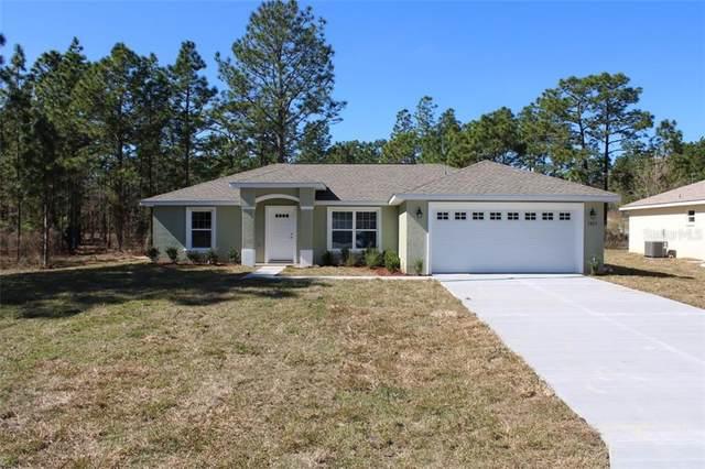 7822 N Janeaux Drive, Citrus Springs, FL 34434 (MLS #G5025699) :: Team Borham at Keller Williams Realty