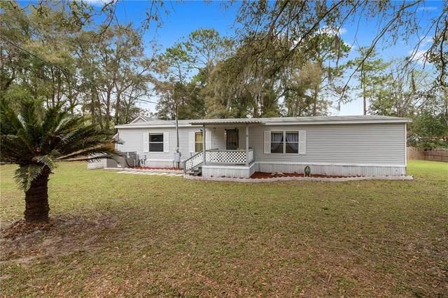 11501 NW 16TH Place, Ocala, FL 34482 (MLS #G5025960) :: Lovitch Group, LLC