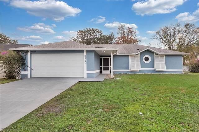 518 Carlsbad Drive, Kissimmee, FL 34758 (MLS #G5026026) :: 54 Realty