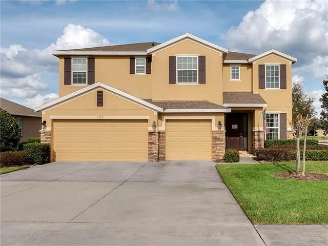 1209 Sharptank Court, Apopka, FL 32712 (MLS #G5026050) :: Griffin Group