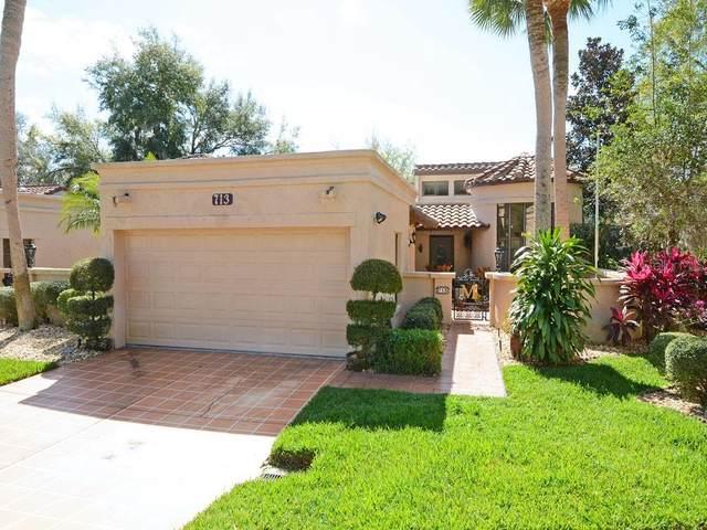 713 Santa Cruz Lane, Howey in the Hills, FL 34737 (MLS #G5026169) :: Delgado Home Team at Keller Williams