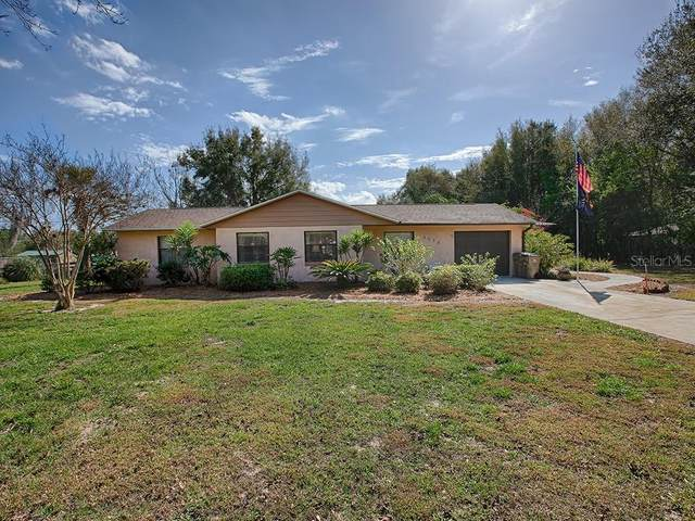 3536 Eagles Nest Road, Fruitland Park, FL 34731 (MLS #G5026206) :: Pristine Properties