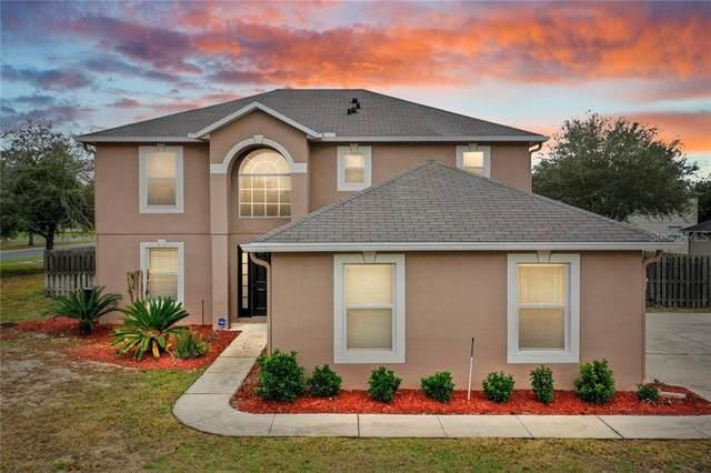 1001 Ridgewind Court, Fruitland Park, FL 34731 (MLS #G5026211) :: Lovitch Group, LLC
