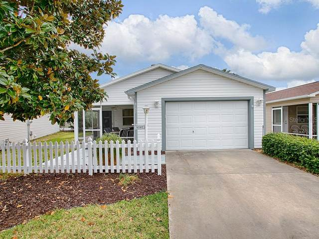 8197 SE 169TH PALOWNIA Loop, The Villages, FL 32162 (MLS #G5026264) :: Realty Executives in The Villages