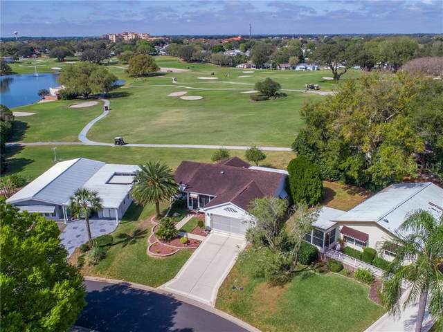 1408 Lindsey Lane, The Villages, FL 32159 (MLS #G5026275) :: Realty Executives in The Villages