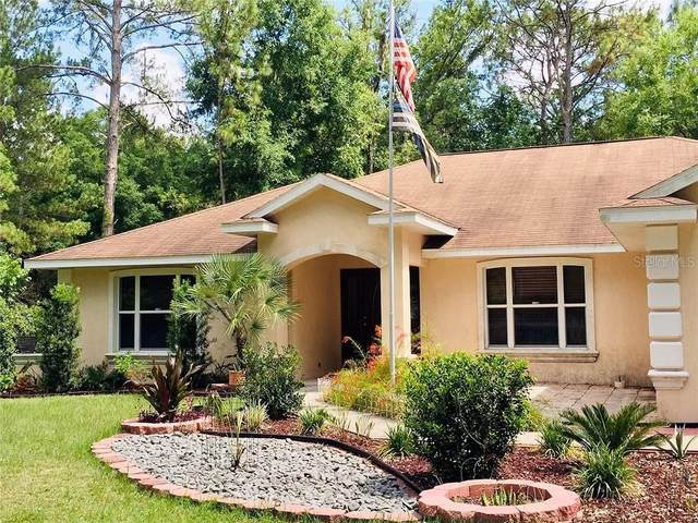 10592 NW 11TH Place, Ocala, FL 34482 (MLS #G5026290) :: The A Team of Charles Rutenberg Realty