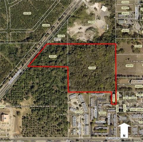 David Walker Drive, Eustis, FL 32726 (MLS #G5026312) :: 54 Realty