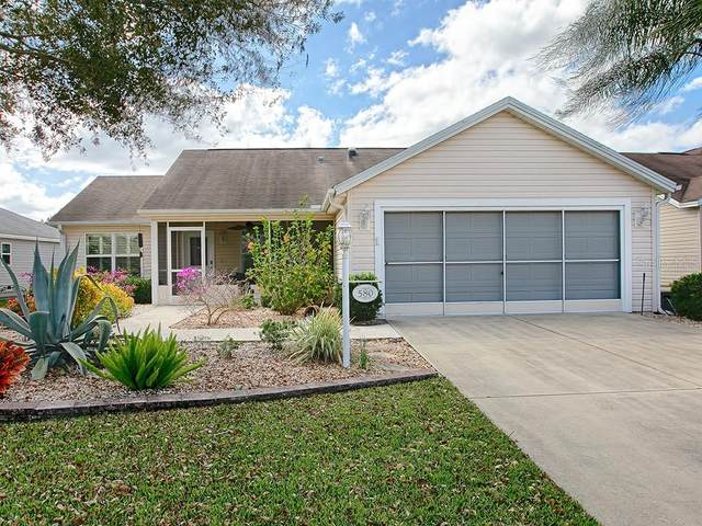 580 Shalimar Street, The Villages, FL 32162 (MLS #G5026315) :: Realty Executives in The Villages