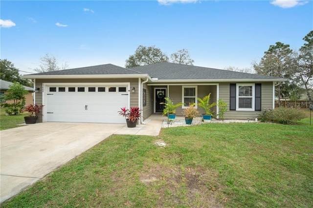 15668 SE 90TH Court, Summerfield, FL 34491 (MLS #G5026359) :: The Light Team