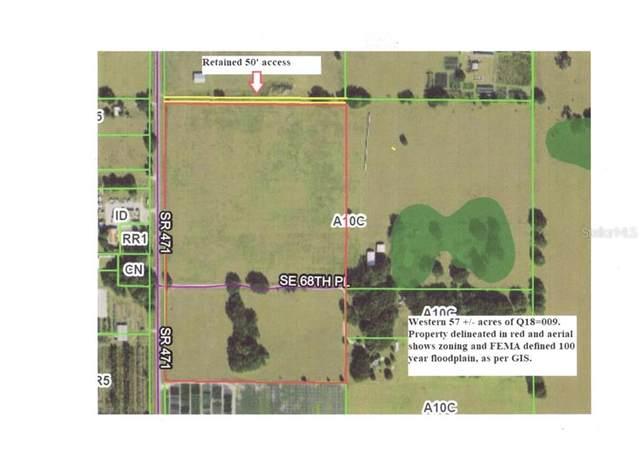 Sr 471, Bushnell, FL 33513 (MLS #G5026400) :: Bustamante Real Estate