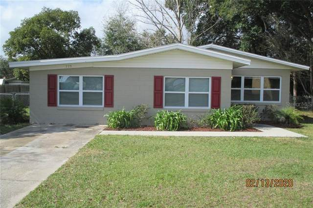 775 Wisteria Avenue, Umatilla, FL 32784 (MLS #G5026495) :: Delgado Home Team at Keller Williams