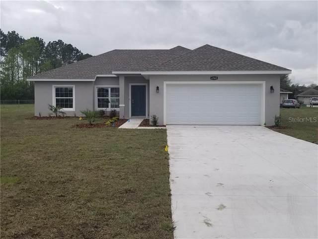 6960 SE 103RD Place, Belleview, FL 34420 (MLS #G5026526) :: Pristine Properties