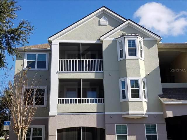 3209 Parkchester Square Boulevard #301, Orlando, FL 32835 (MLS #G5026545) :: Bustamante Real Estate