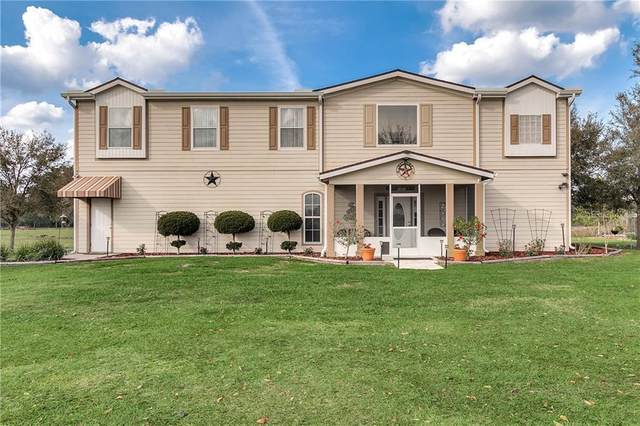3237 Sharon Road, Groveland, FL 34736 (MLS #G5026570) :: Baird Realty Group