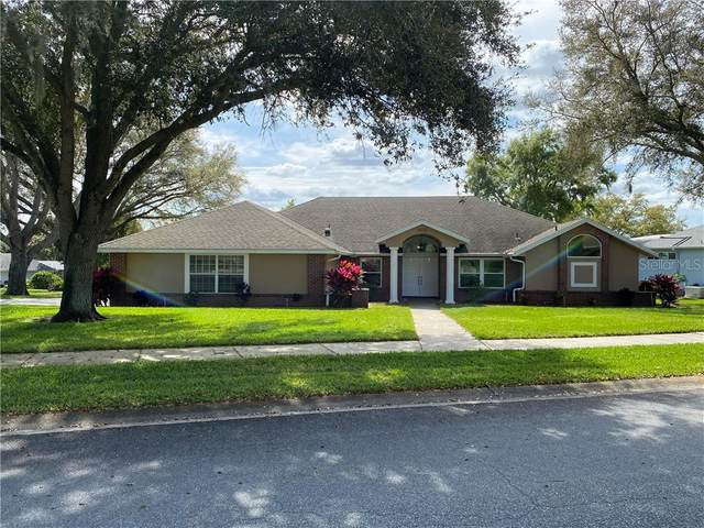 8536 Doral Drive, Clermont, FL 34711 (MLS #G5026619) :: Dalton Wade Real Estate Group