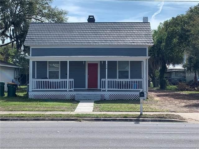 714 E Orange Avenue, Eustis, FL 32726 (MLS #G5026634) :: Your Florida House Team