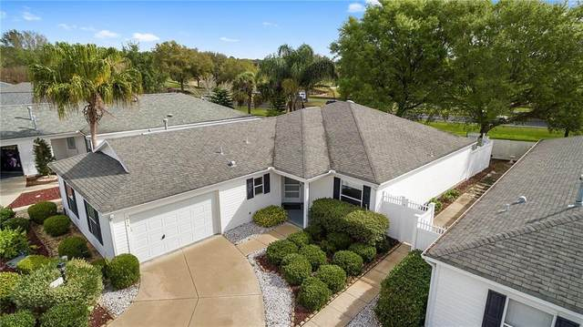 8096 SE 169TH TWEEDSIDE Loop, The Villages, FL 32162 (MLS #G5026685) :: The Duncan Duo Team