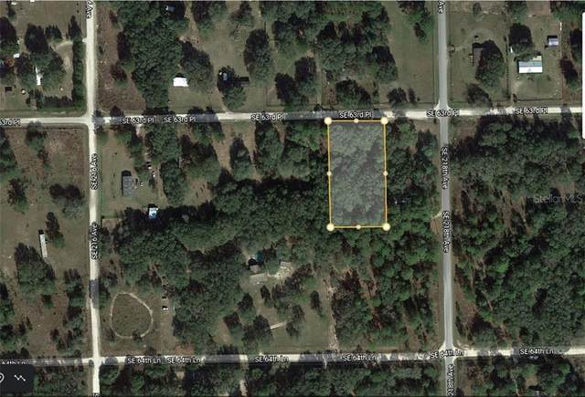 TBD SE 63RD Place, Morriston, FL 32668 (MLS #G5026736) :: Sarasota Property Group at NextHome Excellence