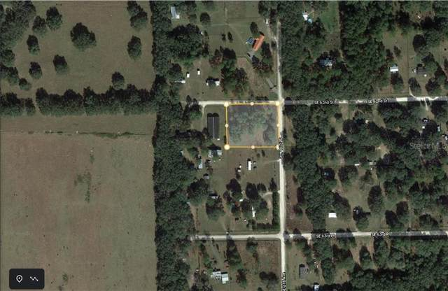 62nd SE 62ND Street, Morriston, FL 32668 (MLS #G5026847) :: RE/MAX Local Expert