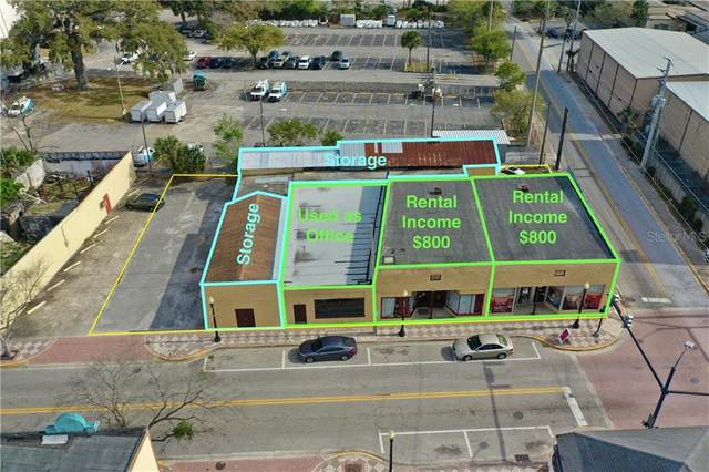351 Dr Mary Mcleod Bethune Boulevard, Daytona Beach, FL 32114 (MLS #G5027117) :: Florida Life Real Estate Group