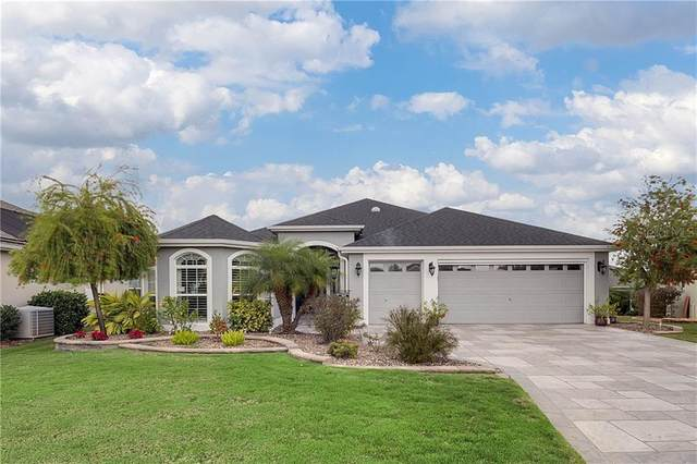 619 Pheasant Place, The Villages, FL 32163 (MLS #G5027134) :: Sarasota Home Specialists
