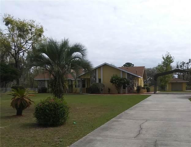 12157 SE 108TH TERRACE Road, Belleview, FL 34420 (MLS #G5027175) :: The Light Team