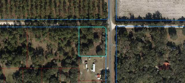 Hwy 345, Chiefland, FL 32626 (MLS #G5027180) :: Bustamante Real Estate