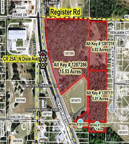 2631 Us Hwy 27/441, Fruitland Park, FL 34731 (MLS #G5027239) :: The A Team of Charles Rutenberg Realty