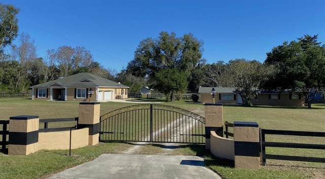 9279 W Anthony Road, Ocala, FL 34479 (MLS #G5027269) :: Rabell Realty Group