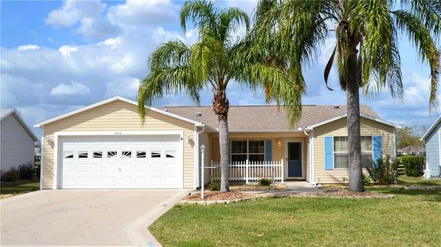 1302 Carvello Drive, The Villages, FL 32162 (MLS #G5027283) :: Realty Executives in The Villages
