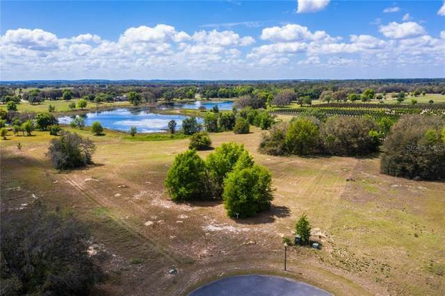 LOT 4 Fence Post Drive, Tavares, FL 32778 (MLS #G5027319) :: Delgado Home Team at Keller Williams