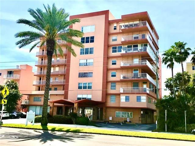 16400 Gulf Boulevard #408, North Redington Beach, FL 33708 (MLS #G5027340) :: Lockhart & Walseth Team, Realtors