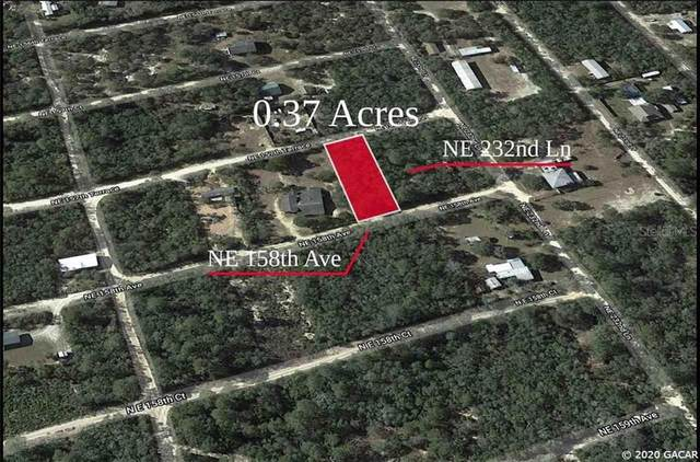 TBD NE 157 Terrace, Fort Mc Coy, FL 32134 (MLS #G5027564) :: Lockhart & Walseth Team, Realtors