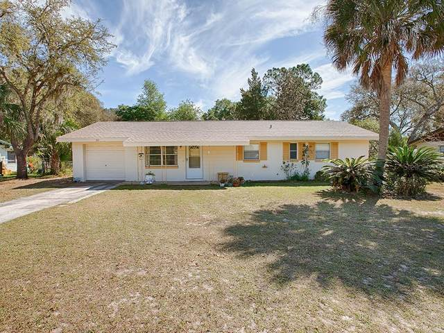 707 Mike Avenue, Fruitland Park, FL 34731 (MLS #G5027675) :: The A Team of Charles Rutenberg Realty