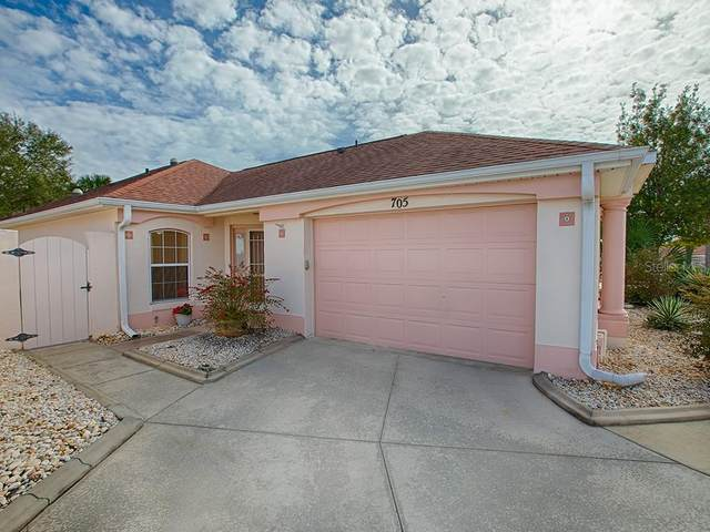 705 Hernandez Drive, The Villages, FL 32159 (MLS #G5027746) :: Premium Properties Real Estate Services