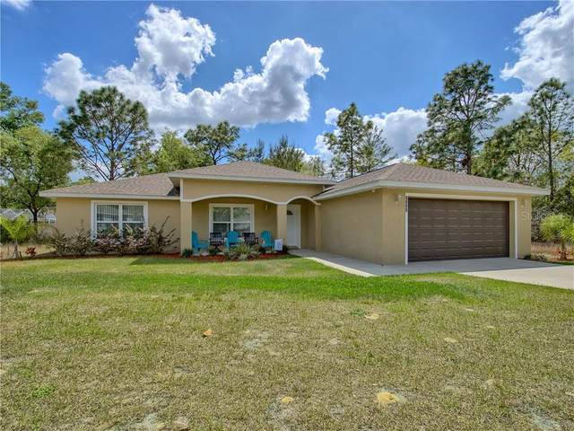 8898 SE 158TH Place, Summerfield, FL 34491 (MLS #G5027781) :: Homepride Realty Services