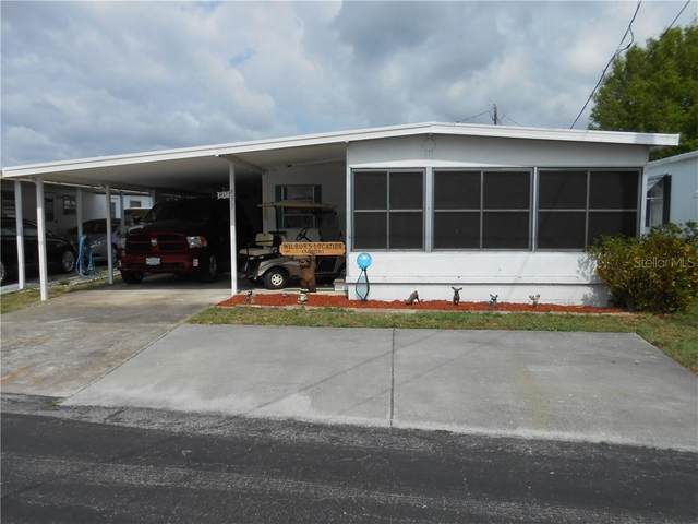 430 Sinclair Circle, Tavares, FL 32778 (MLS #G5027787) :: Rabell Realty Group