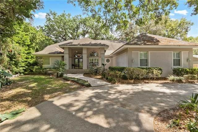 2110 Suzanne Drive, Mount Dora, FL 32757 (MLS #G5027816) :: Premier Home Experts