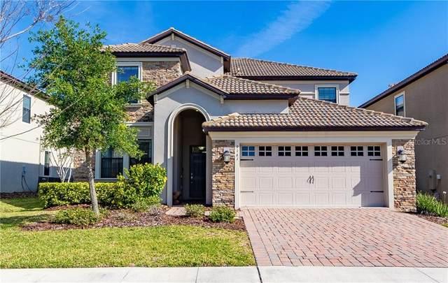 9161 Scramble Drive, Davenport, FL 33896 (MLS #G5027848) :: BuySellLiveFlorida.com