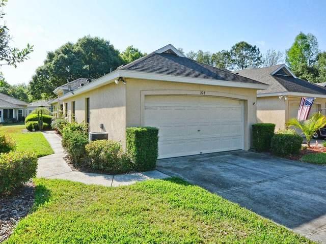 228 Juniper Way, Tavares, FL 32778 (MLS #G5027850) :: KELLER WILLIAMS ELITE PARTNERS IV REALTY