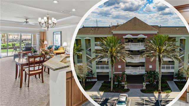 7602 Sandy Ridge Drive #103, Reunion, FL 34747 (MLS #G5027858) :: RE/MAX Premier Properties