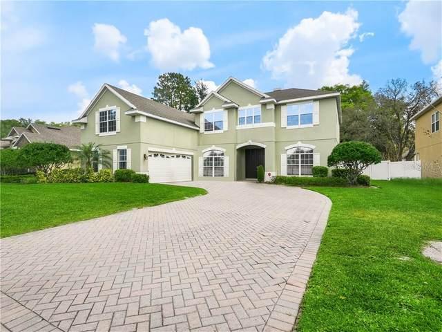 313 E Blue Water Edge Drive, Eustis, FL 32736 (MLS #G5027859) :: Keller Williams Realty Peace River Partners