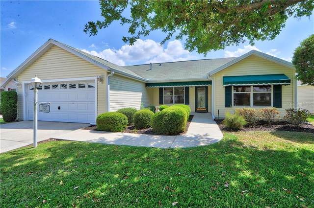 1902 Davidson Avenue, The Villages, FL 32162 (MLS #G5027868) :: KELLER WILLIAMS ELITE PARTNERS IV REALTY