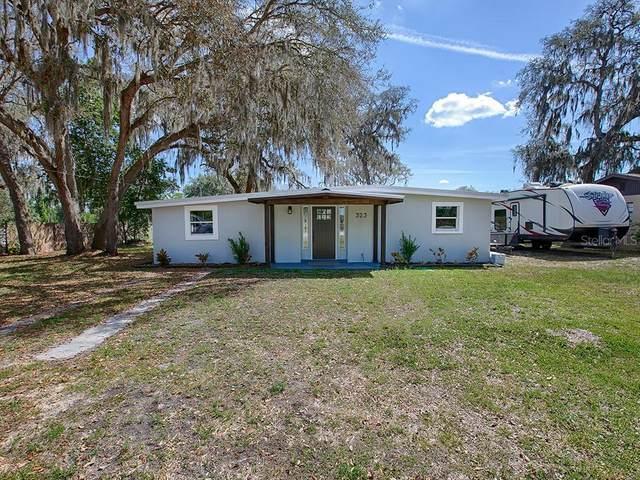 323 Cr 487, Lake Panasoffkee, FL 33538 (MLS #G5027874) :: KELLER WILLIAMS ELITE PARTNERS IV REALTY