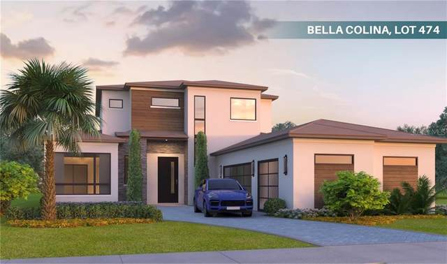 16817 Bolsena Drive, Montverde, FL 34756 (MLS #G5027905) :: The Kardosh Team