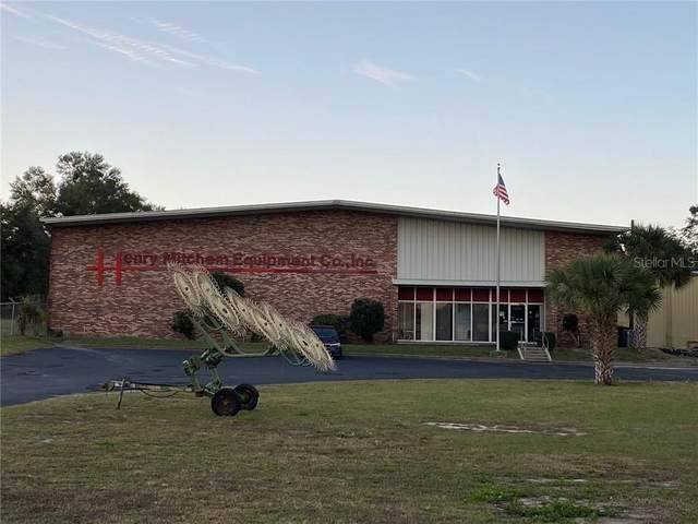 2219 Griffin Road, Leesburg, FL 34748 (MLS #G5027958) :: Premier Home Experts