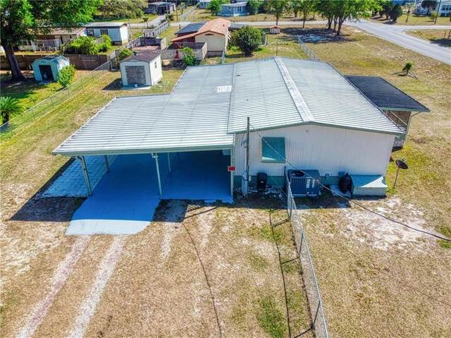 16995 SE 99TH Avenue, Summerfield, FL 34491 (MLS #G5027970) :: Premium Properties Real Estate Services