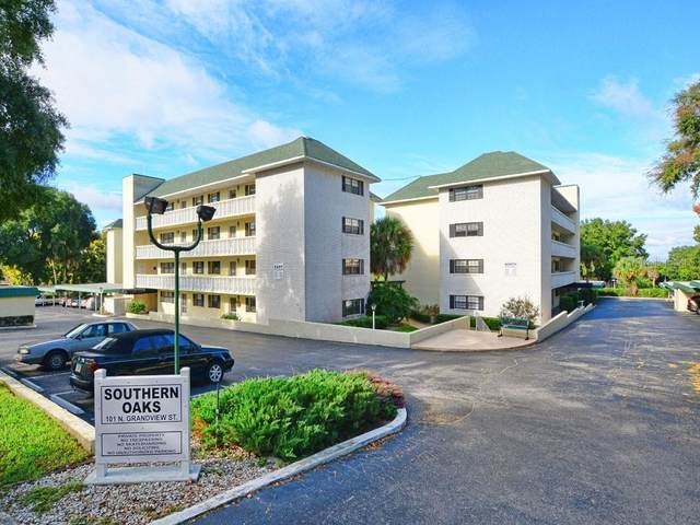 101 N Grandview Street #301, Mount Dora, FL 32757 (MLS #G5027981) :: McConnell and Associates