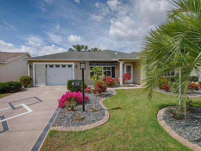 1332 Sunflower Street, The Villages, FL 32162 (MLS #G5027995) :: Sarasota Home Specialists
